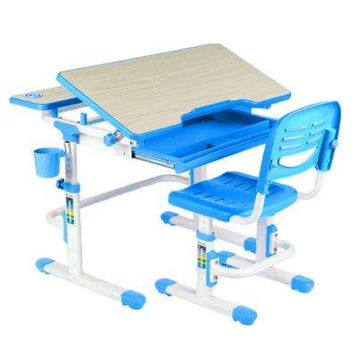 Набор мебели Lavoro Blue, цвет голубой FunDesk