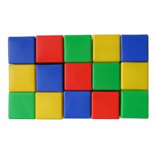 Набор кубиков, 15 шт. Десятое Королевство