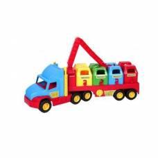 Игровой набор Super Truck - Мусоровоз Wader