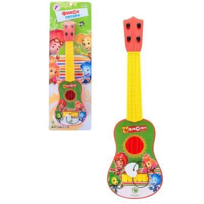 Гитара «Фиксики» Играем Вместе