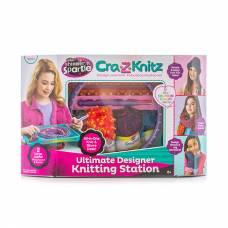 Набор для вязания Cra-Z-Knitz - Вязальная станция, большая Cra-Z-Art
