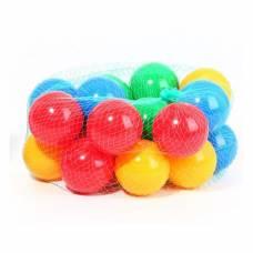 Набор цветных шариков, 20 шт. Класата