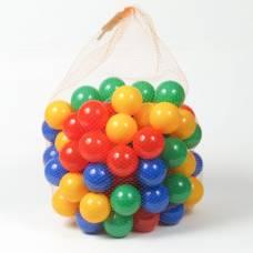 Набор из 100 шариков в сетке, 8 см Нордпласт