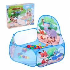 Палатка детская игровая - сухой бассейн для шариков
