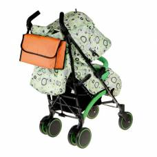 Сумка-органайзер на коляску, цвет оранжевый ScrapBerry's