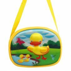 Мягкая 3D-сумочка
