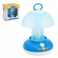 Настольный светильник-ночник Funny, голубой