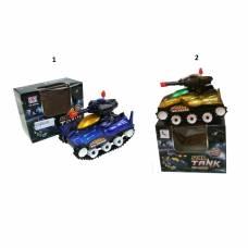 Электромеханический танк Star Tank (свет, звук) Junfa Toys