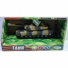 Игрушечный танк (свет, звук) Играем Вместе