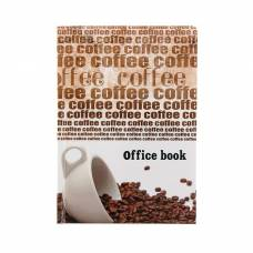 Колледж-тетрадь А5, 160 листов клетка Coffe break, твердая обложка Арго