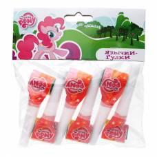 Набор язычков-гудков My Little Pony, 6 шт. Веселый праздник