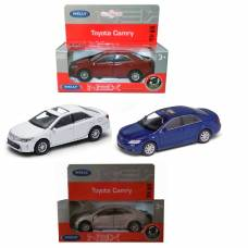 Масштабная модель автомобиля Toyota Camry, 1:34-39 Welly
