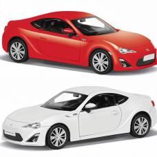 Коллекционная модель автомобиля Toyota 86, 1:32  RMZ City