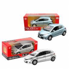 Масштабная модель автомобиля Toyota Yaris, 1:32  RMZ City