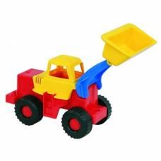 Игрушечный трактор