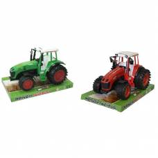 Игрушечный инерционный трактор Ranch World Junfa Toys