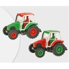 Инерционный трактор с водителем BK Toys ltd