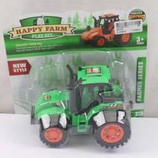 Инерционный трактор Happy Farm