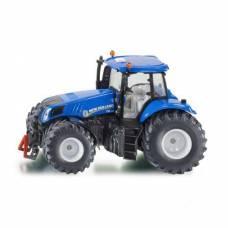 Игрушечный трактор New Holland T8.390, 1:32 Siku