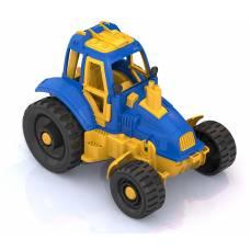 Игрушечный трактор Нордпласт