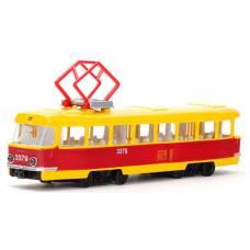 Инерционный трамвай (свет, звук), 1:43 Технопарк
