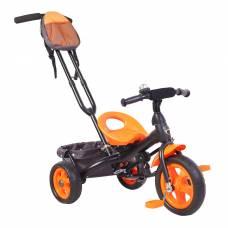 Велосипед трёхколёсный «Лучик Vivat 3», цвет оранжевый Sima-Land