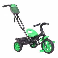Велосипед трёхколёсный «Лучик Vivat 3», цвет зелёный Sima-Land
