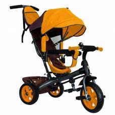 Велосипед трёхколёсный «Лучик Vivat 2», колёса EVA 10