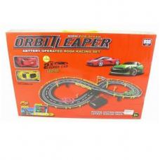 Автотрек Orbit Leaper с 2 машинками