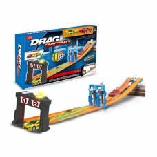 Автотрек Drag Racing (свет, звук) Hengfy