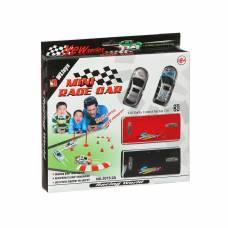 Набор для гонок Mini Race Car с 2 р/у машинками (свет), 1:63