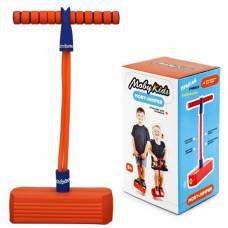 Тренажер для прыжков Moby-Jumper (звук), оранжевый Moby Kids