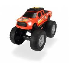 Ford Raptor Рейсинговый монстр-трак моторизированный 25,5 см красный свет звук Dickie Toys 3764018 Dickie