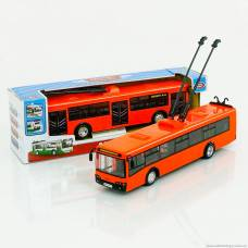 Инерционный троллейбус