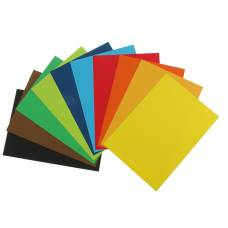 Набор цветного картона Sirio, 10 листов Sadipal