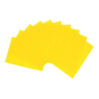 Декоративный фетр Soft, желтый, 10 листов Мир Рукоделия