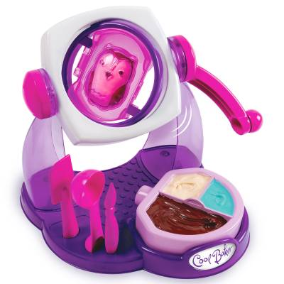 Шоколадная фабрика Cool Baker Spin Master
