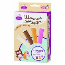 Глазурь для шоколадной ручки