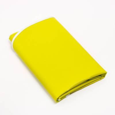 Клеенка 68*100 см., арт. 51367, ПВХ, с окантовкой, цвет фисташковый Витоша