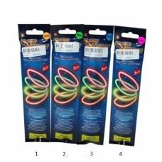 Светящийся браслет Glow  Junfa Toys
