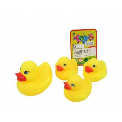 Утята из ПВХ, 4 шт. Junfa Toys