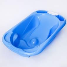 Ванночка детская с ковшиком, цвет голубой Sima-Land