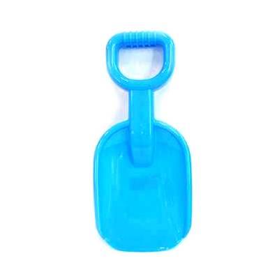 Детская лопата, голубая, 36 см Нордпласт