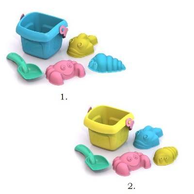 Набор для игры в песочнице № 2 Шкода