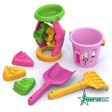Набор для песка Barbie №6 Нордпласт
