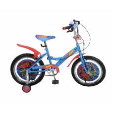 Велосипед Hot Wheels со страховочными колесами Navigator