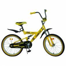 Велосипед Junior Boxer, желтый Top Gear