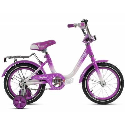 Двухколесный велосипед MaxxPro, 14