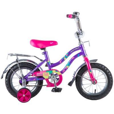 Велосипед Tetris, фиолетовый Novatrack