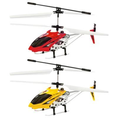 Вертолет на ИК-управлении с гироскопом GYRO-109 (USB-кабель, на аккум.), 18.5 см 1TOY
